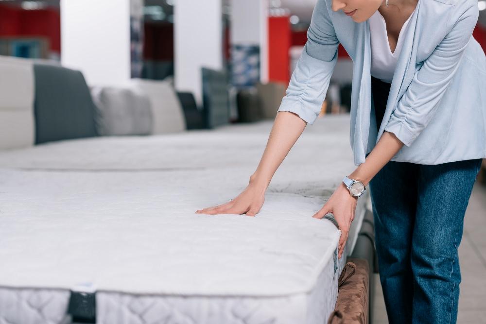 Druhy latexových matrací